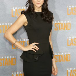 "Jaimie Alexander / Filmpremiere ""The last stand"" Poster"