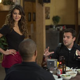 Let's Be Cops - Die Party Bullen / Nina Dobrev / Damon Wayans Jr. / Jake Johnson Poster
