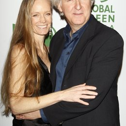 "Amis, Suzy / Cameron, James / Global Green USA 7. Annual Pre-Oscar Celebration ""Greener Cities for a Cooler Planet"" Poster"