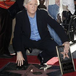 Cameron, James / Hollywood Walk of Fame Star for James Cameron, 2009 Poster