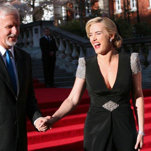 Premiere: Titanic 3D / James Cameron / Kate Winslet