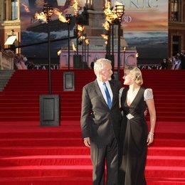 Premiere: Titanic 3D / James Cameron / Kate Winslet Poster