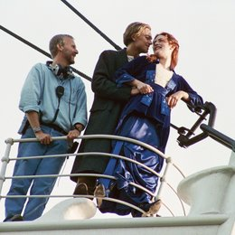 Titanic 3D F/ Set / James Cameron / Leonardo DiCaprio / Kate Winslet