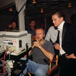 Titanic 3D / Set / James Cameron / Leonardo DiCaprio Poster