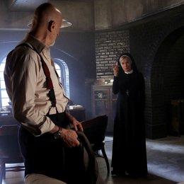 American Horror Story: Asylum / Jessica Lange / James Cromwell Poster