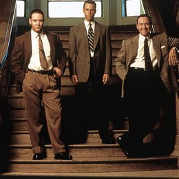 L.A. Confidential / L. A. Confidential / James Cromwell / Russell Crowe / Guy Pearce / Kevin Spacey