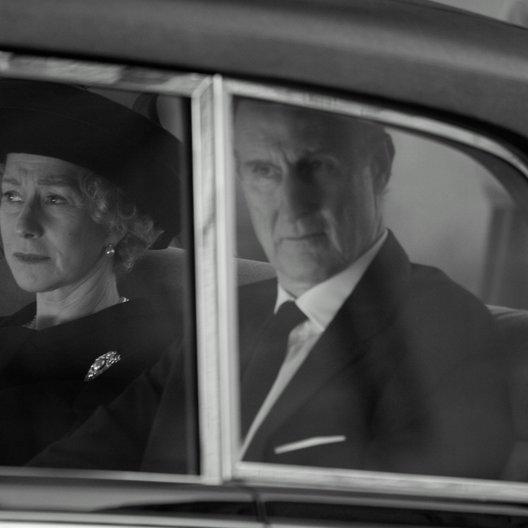 Queen, The / Helen Mirren / James Cromwell Poster