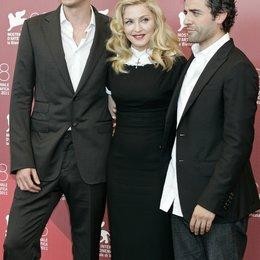 Oscar Isaac / Madonna / James D'Arcy / 68. Internationale Filmfestspiele Venedig 2011 Poster