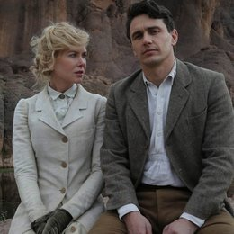 Queen of the Desert / Nicole Kidman / James Franco Poster