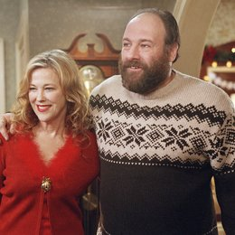 Surviving Christmas / Catherine O'Hara / James Gandolfini Poster