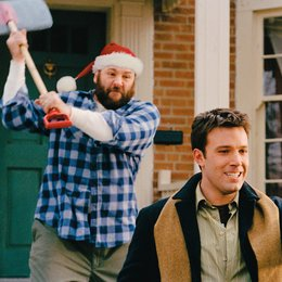 Surviving Christmas / James Gandolfini / Ben Affleck Poster