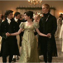 Geliebte Jane / Becoming Jane / James McAvoy / Anne Hathaway / Laurence Fox