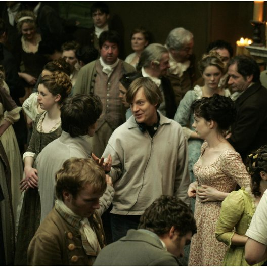 Geliebte Jane / Becoming Jane / James McAvoy / Julian Jarrold / Anne Hathaway / Set