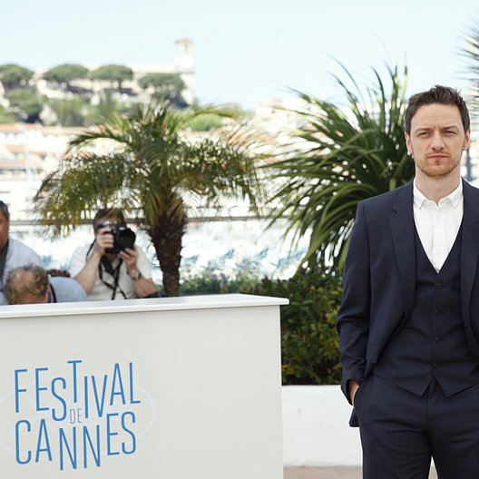 James McAvoy / 67. Internationale Filmfestspiele von Cannes 2014 Poster