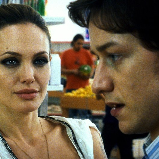 Wanted / Angelina Jolie / James McAvoy
