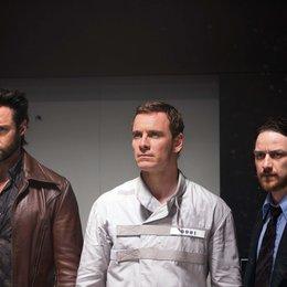 X-Men: Zukunft ist Vergangenheit / Hugh Jackman / Michael Fassbender / James McAvoy Poster