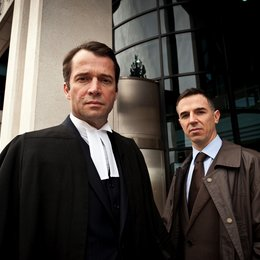 Injustice - Unrecht! / James Purefoy / Charlie Creed-Miles Poster