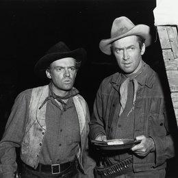 Meuterei am Schlangenfluß / James Stewart / Arthur Kennedy Poster