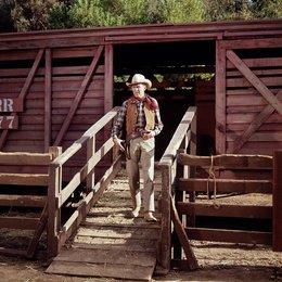 Rancho River / James Stewart Poster
