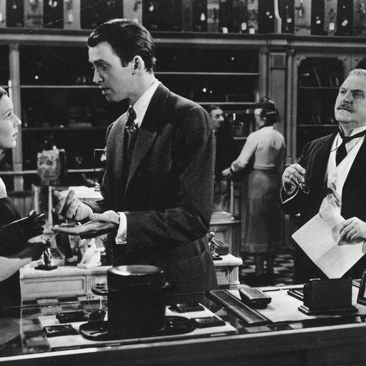 Rendezvous nach Ladenschluß / Margaret Sullavan / James Stewart