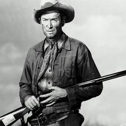 Winchester 73 / James Stewart Poster