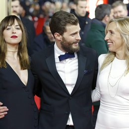 Dakota Johnson / Jamie Dornan / Sam Taylor-Johnson / Internationale Filmfestspiele Berlin 2015 / Berlinale 2015 Poster