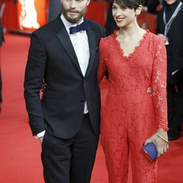 Jamie Dornan / Amelia Warner / Internationale Filmfestspiele Berlin 2015 / Berlinale 2015 Poster