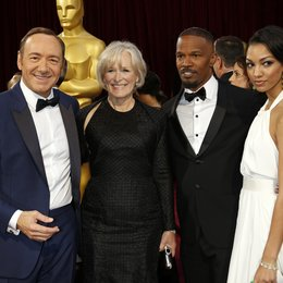Kevin Spacey / Glenn Close / Jamie Foxx / Corinne Bishop / 86th Academy Awards 2014 / Oscar 2014 Poster