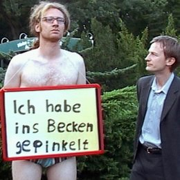 Muxmäuschenstill / Jan Henrik Stahlberg Poster