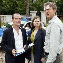 Tatort: Absturz (MDR) / Martin Wuttke / Anett Heilfort / Jan Henrik Stahlberg Poster