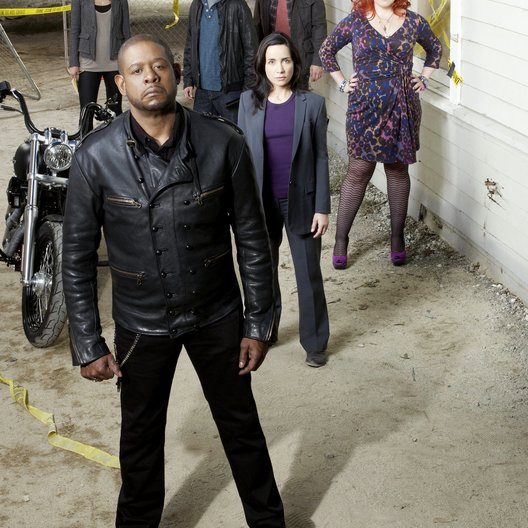 Criminal Minds: Team Red / Forest Whitaker / Beau Garrett / Michael Kelly / Matt Ryan / Janeane Garofalo / Kirsten Vangsness Poster