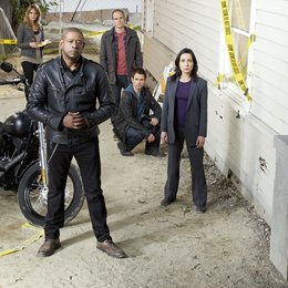 Criminal Minds: Team Red / Forest Whitaker / Beau Garrett