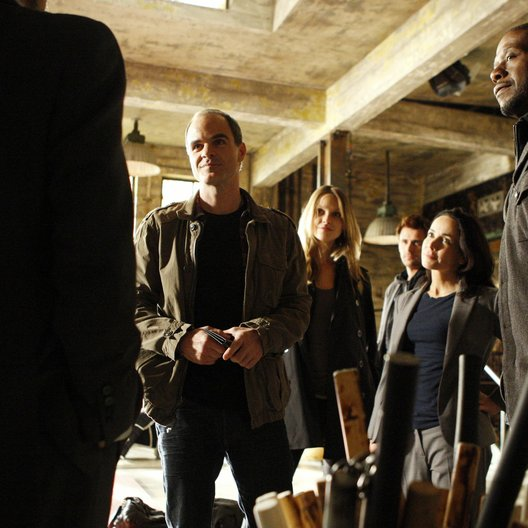 Criminal Minds: Team Red / Forest Whitaker / Beau Garrett / Michael Kelly / Janeane Garofalo