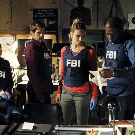 Criminal Minds: Team Red / Forest Whitaker / Beau Garrett / Matt Ryan / Janeane Garofalo