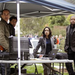 Criminal Minds: Team Red / Forest Whitaker / Michael Kelly / Matt Ryan / Janeane Garofalo