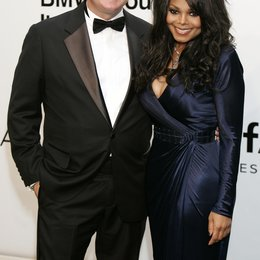 Kevin Robert Frost / Janet Jackson / amFar (American Foundation for Aids Research) Mailand 2009 Poster