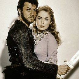Wikinger, Die / Tony Curtis / Janet Leigh Poster