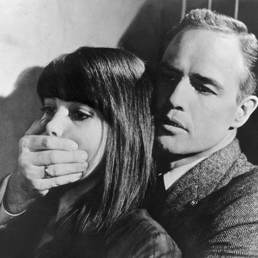 Morituri / Janet Margolin / Marlon Brando Poster