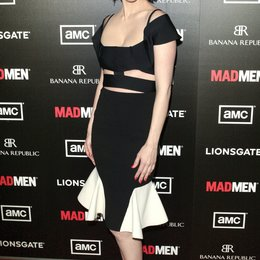 "January Jones / ""Mad Men"" Screening Poster"