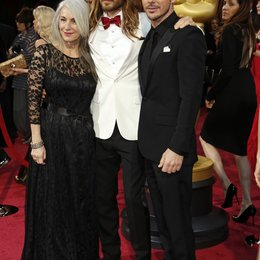 Constance Leto / Jared Leto / Shannon Leto / 86th Academy Awards 2014 / Oscar 2014 Poster