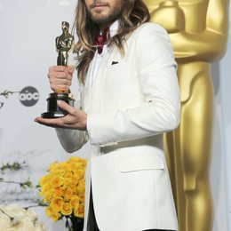 Jared Leto / 86th Academy Awards 2014 / Oscar 2014 Poster