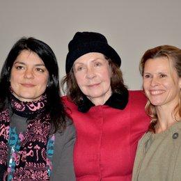 Deutsche Filmakademie in Berlin gibt Meisterklasse Coaching für Schauspieler und Regisseure / Jasmin Tabatabai, Geraldine Baron und Leslie Malton