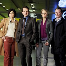Letzte Spur Berlin (02. Staffel, 12 Folgen) / Jasmin Tabatabai / Hans-Werner Meyer / Susanne Bormann / Florian Panzner