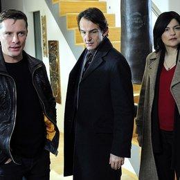 Letzte Spur Berlin (03. Staffel, 12 Folgen) / Florian Panzner / Hans-Werner Meyer / Jasmin Tabatabai