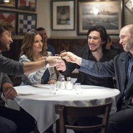 Sieben verdammt lange Tage / Jason Bateman / Tina Fey / Adam Driver / Corey Stoll Poster