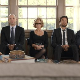 Sieben verdammt lange Tage / Tina Fey / Corey Stoll / Jane Fonda / Jason Bateman / Adam Driver