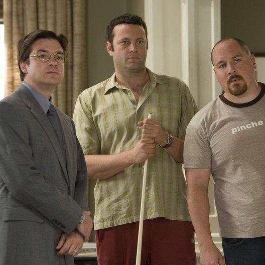 Trennung mit Hindernissen / Jason Bateman / Vince Vaughn / Jon Favreau Poster