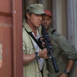 Expendables 3, The / Sylvester Stallone / Jason Statham