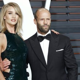 Huntington-Whiteley, Rosie / Statham, Jason / Vanity Fair Oscar Party 2015 Poster