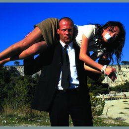 Transporter, The / Jason Statham / Shu Qi Poster